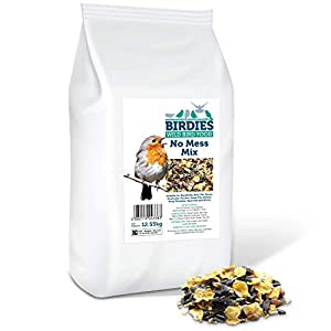 Birdies No Mess Bird Seed Mix - Bird Food Wild Birds