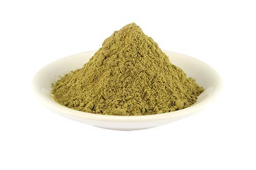 Bio Yerba Mate Pulver 200g Rohkost Ceremonial Grade aromatische Premiumqualität Regenwald-Matetee aus Süd-Brasilien, luftgetrocknet, rauchfrei, für Superfood Smoothies und Tees