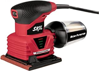 Skil 7290-01 2 Amp 1/4-Inch Sheet Sander with Dust Canister