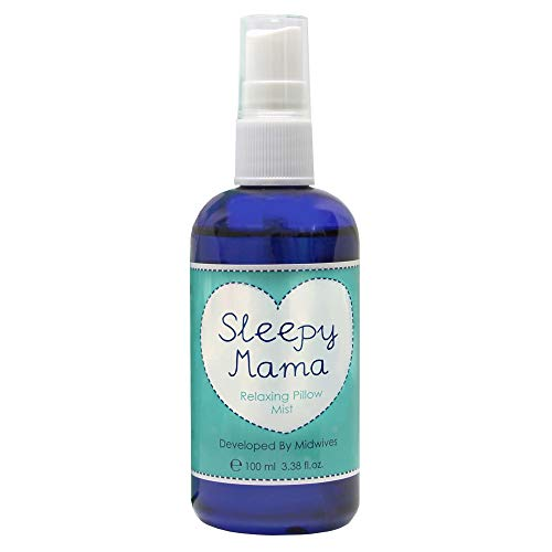 Natural Birthing Company Sleepy Mama Relaxing Pillow Mist, 1 Pack (1 x 100 ml)