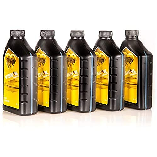 5 Litri Olio Motore Semisintetico 10w40 Viskoil Per Motori Benzina Diesel