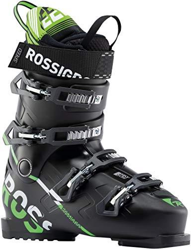 Rossignol Speed 80 Botas de esquí, Adultos Unisex, Black Green, 9.5 (27.5)