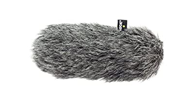 RØDE DeadCat GO Microphone Wind Shield - Black