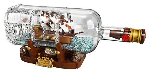 Le Bateau en Bouteille LEGO® Ideas 21313 - (962 pièces) - 3