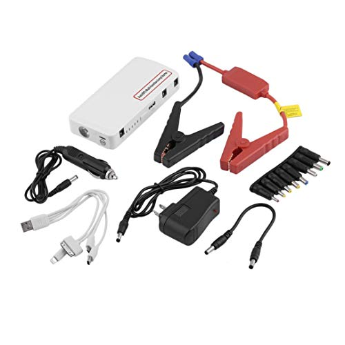 Find Discount 12V 15000mAh Mini Car Jump Starter Multifunctional Battery Charger Power Bank US Plug ...