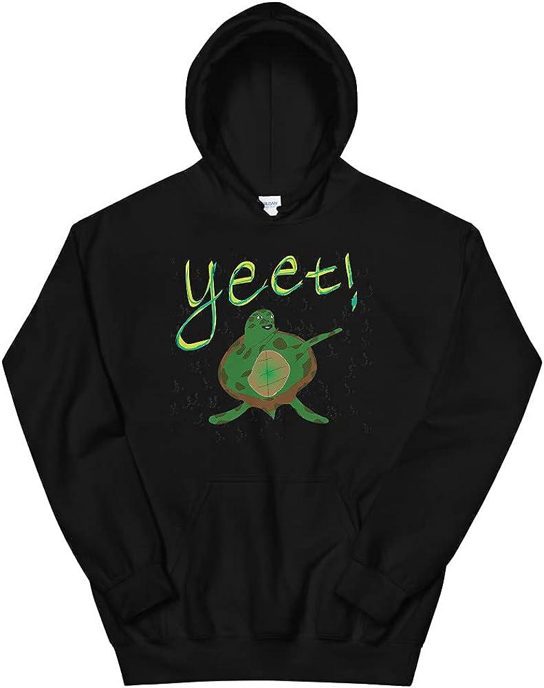yeet turtle hoodie