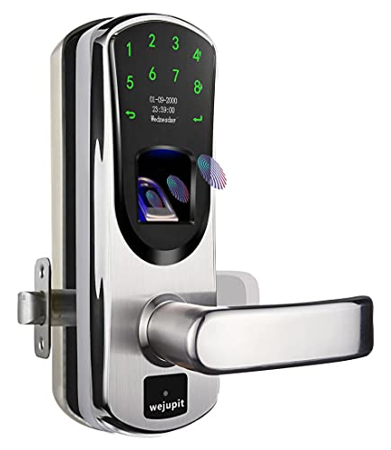 WeJupit V8 Smart Fingerprint Door Lock