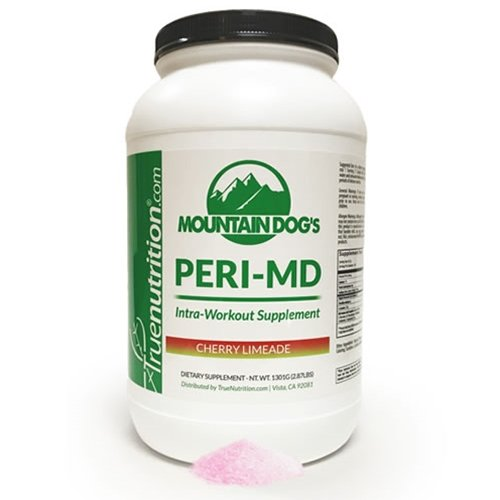 True Nutrition - Peri-MD Cherry Limeade - Intra Workout Supplement with BCAA, EAA, Cyclic Dextrin, and Electrolytes - Supports Performance, Post-Workout Muscle Metabolism & Hydration - 30 Servings
