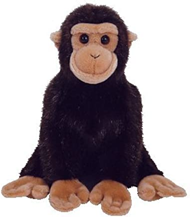 6337bdcce42 Amazon.com  TY Weaver the Monkey Beanie Baby by TY~BEANIES MONKEYS  Toys    Games