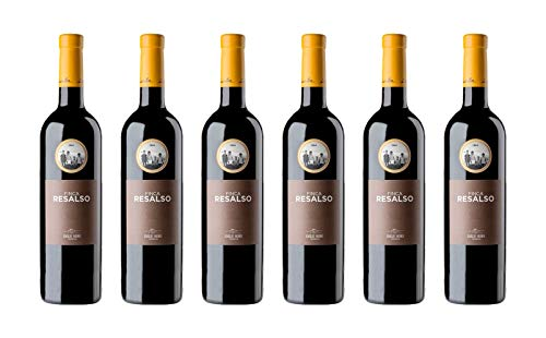 Vino Tinto Ribera Duero Finca Resalso 6x75cl (Caja 6 Botellas)