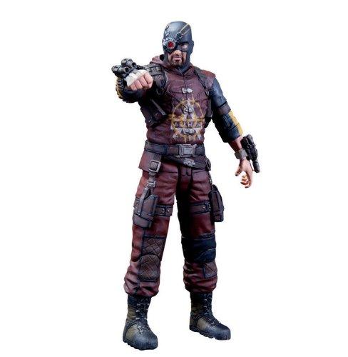 DC Collectibles Batman Arkham City: Série 4: Figurine d'action Deadshot