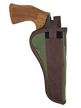 Barsony New Woodland Green OWB Belt Holster for Ruger Single SIX  Security SIX Right