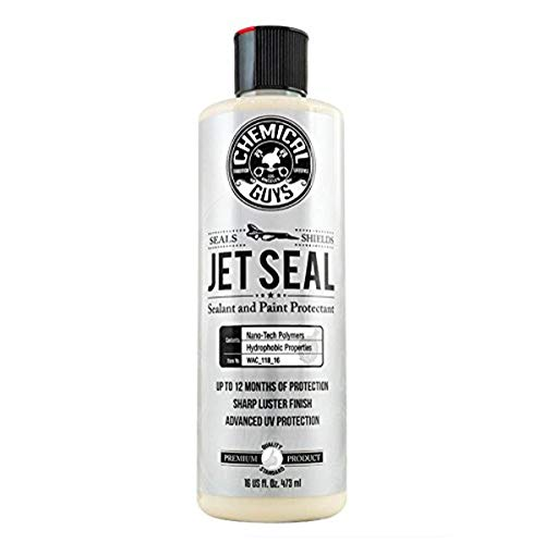 Chemical Guys WAC_118_16 JetSeal Paint Sealant & Paint Protectant with UV...