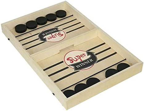 dobrygalpe Choice Fast Sling Puck Game Ga Foosball Slingshot Board Ranking TOP1