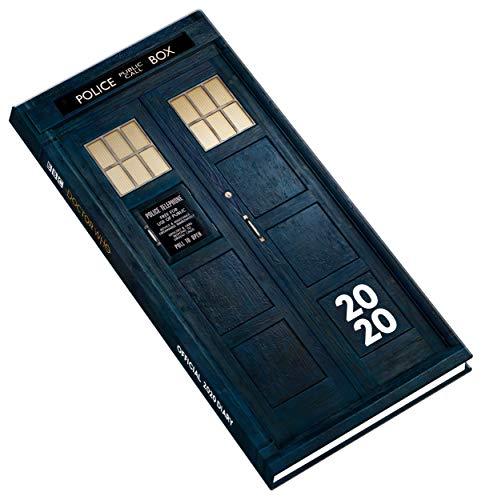 Doctor Who - Slim Diary 2020 Calendar