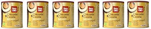 Lima Bio Chicorée Instant (6 x 100 gr)