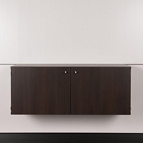 CINEWALL Door Set M4 132,1 cm (52 Zoll) Holz - Flachbildschirm-Wandhalterung (81,3 cm (32 Zoll), 132,1 cm (52 Zoll), Holz)