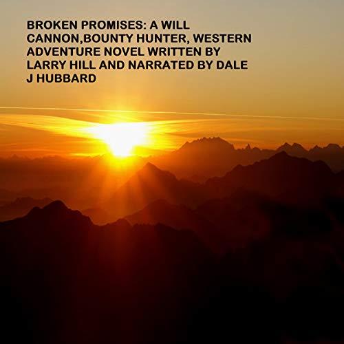 Broken Promises audiobook cover art
