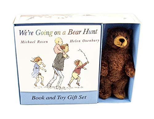 We're Going on a Bear Hunt Book and Toy Gift Set