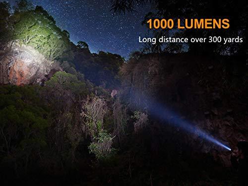 Ulako Red Dot Laser with Single 1 Mode Hunting V3 Flashlight Torch