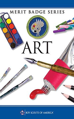 Art Merit Badge Pamphlet