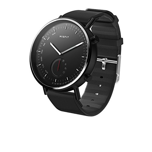 Misfit Reloj Analogico para Unisex de Cuarzo con Correa en Silicona MIS5017