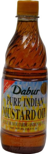 Dabur Pure Indian Mustard 2L New Recommendation life Oil -