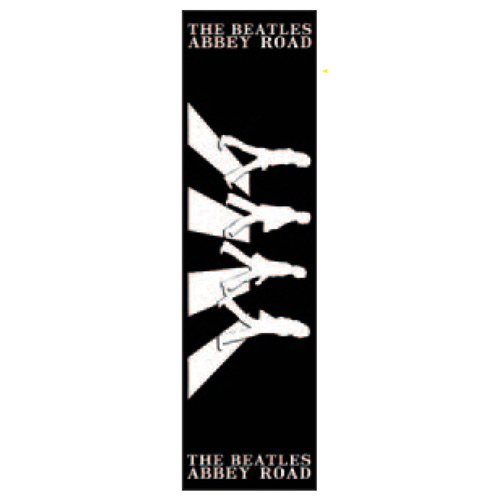 Beatles - Bookmark Abbey Road (in One Size)