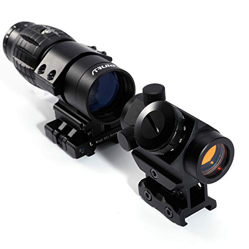 Pinty Tactical 3-4 MOA Red Dot Sight...