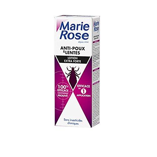 Marie Rose - La boîte 100ml - Lotion extra forte anti-poux + lentes