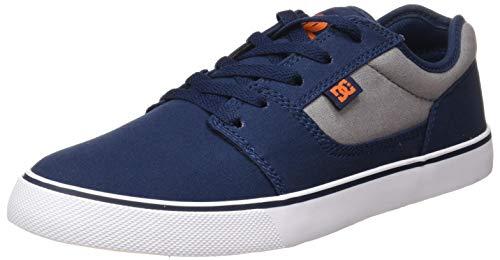 DC Shoes Tonik TX, Basket Homme, DC Navy/Orange, 47 EU