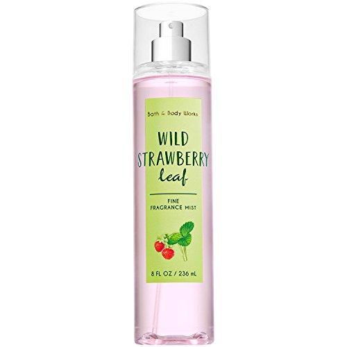 Bath and Body Works Wild Strawberry Fine Fragrance Mist 8 Fluid Ounce (2018 Edition)