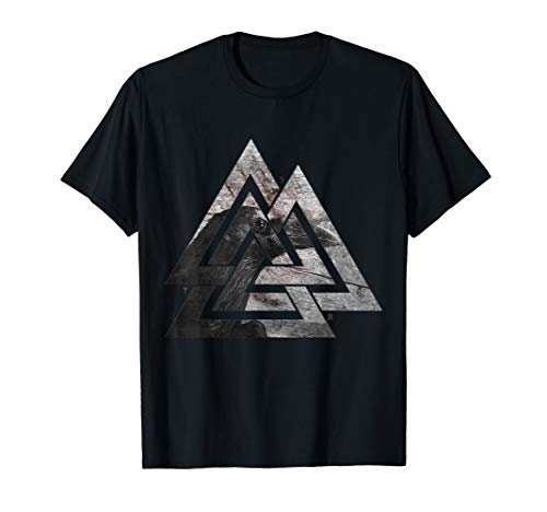 Odin's Raven/Odins Raben T-shirt - wikinger, viking, norse