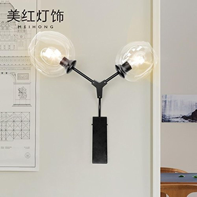 StiefelU LED Wandleuchte nach oben und unten Wandleuchten Wandleuchte Schlafzimmer Bett Wandleuchten Studie art deco Wandleuchte