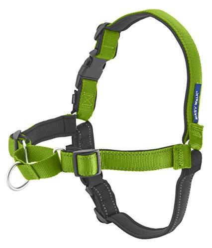 PetSafe Deluxe Easy Walk Harness, Medium, Apple...