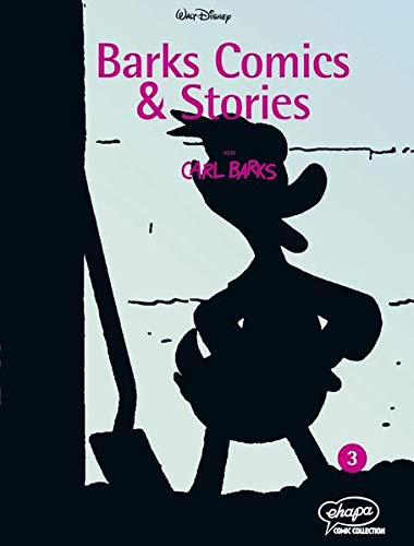 Barks Comics & Stories 03 (Disney Barks Comics & Stories, Band 3)