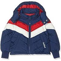 Pepe Jeans Vespucci Chaqueta, (Sailor 580), 5-6 años (Talla del Fabricante: 5/6 años) para Niños