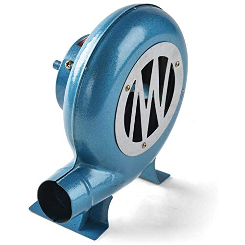 Kutra Soplador de Barbacoa Manual/Soplador de Forja de Herrero/Ventilador de Palomitas de Maíz con Engranaje de Hierro/Parrilla para Encendedor de Carbón para Combustión