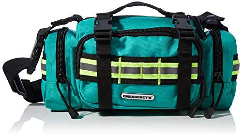 Elite Bags, EMS, Rettungs-Gürteltasche, Erste-Hilfe-Kit, grün
