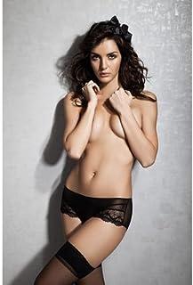 Doreanse Lace Panties, Black, X-Large, 46g