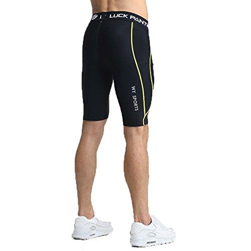 Lorata Sport Compressione Pantaloni Uomo