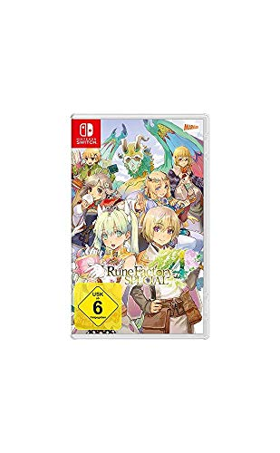 Rune Factory 4 Switch Special