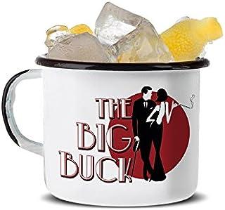 Asbach The Big Buck Tasse limited 1 Stück