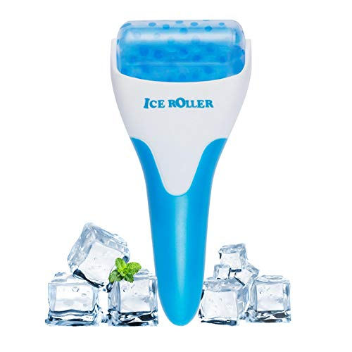 Ice Roller for Face & Eye Puffiness Relief (Migraine, Pain Relief and Minor Injury)   Face Ice...