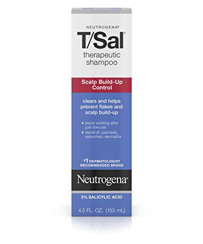Neutrogena T/Sal Shampoo, 4.5 Ounces