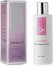 IsoSensuals Enhance Breast Enlargement Cream - 1 Bottle (2 Month Supply)
