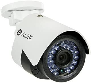 Alibi 4.0 Megapixel 65 ft IR IP Outdoor Bullet Security Camera