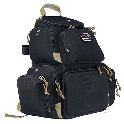 Handgunner Backpack -Black/Tan
