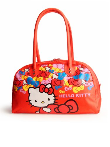 Hello Kitty Boston/sac d'école – Ruban Rouge