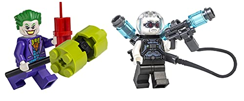 Lego Superhéroes: Joker y Mr Freeze Lot